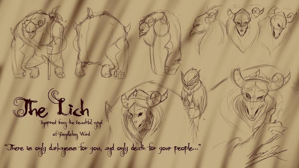 Lich by SteveMarshall