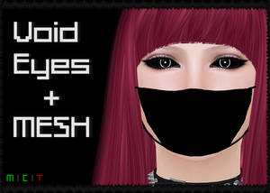 Void Eyes + MESH (Second Life)