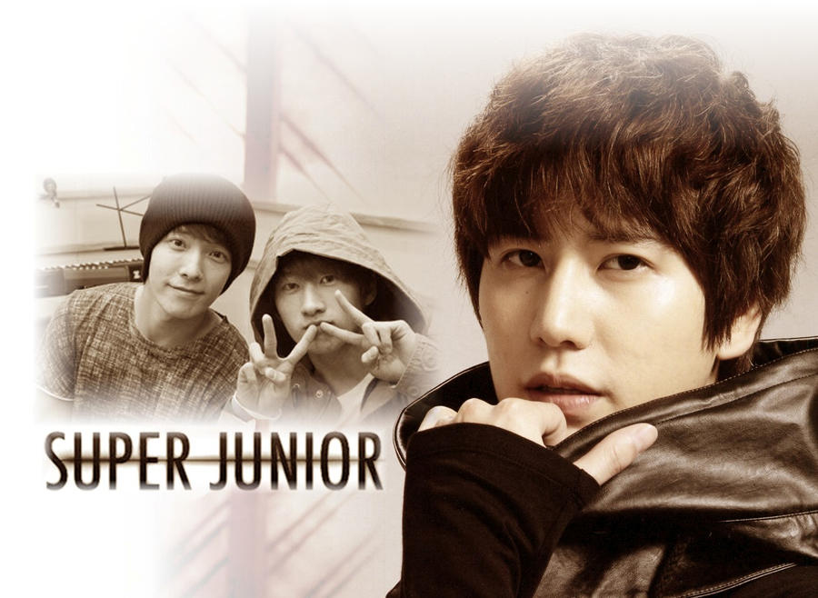 Super Junior Kyuhyun Wallpaper by MizSweet on DeviantArt