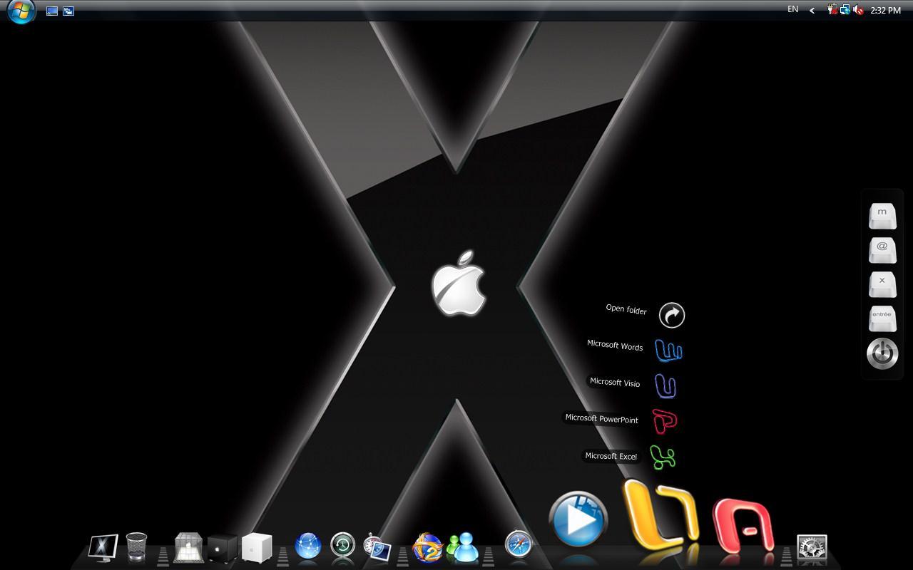 April 2008 Desktop by mikecka