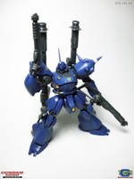 HGUC 089 Kampfer 1 by mikecka