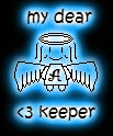 Angel - My Heart Keeper by mikecka