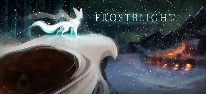 Frostblight:Saga (01)