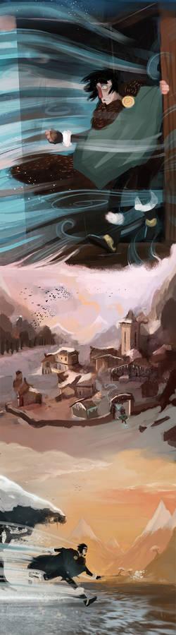 Frostblight:Saga (09)