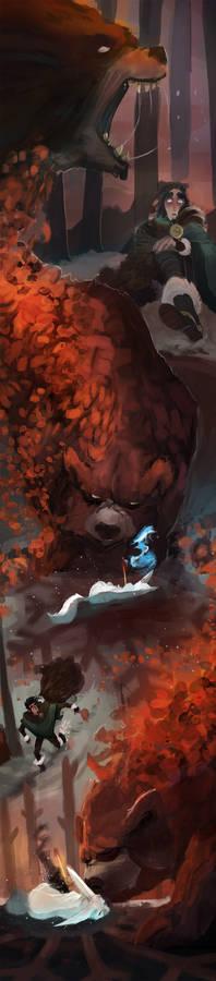 Frostblight:Saga (07)