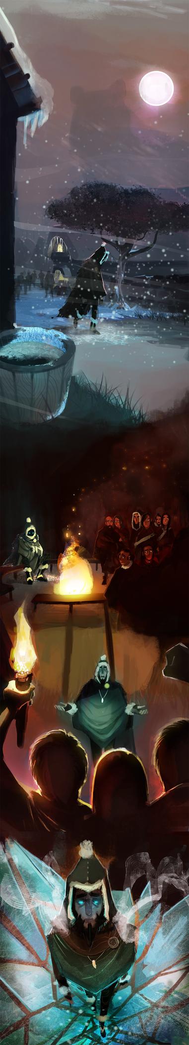 Frostblight:Saga (10) by michaeldoig