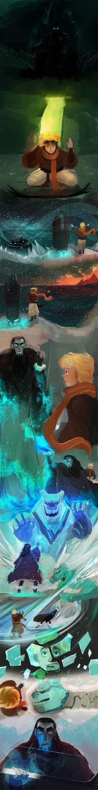 Frostblight (15) by michaeldoig