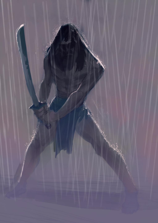 Samurai Jack by michaeldoig