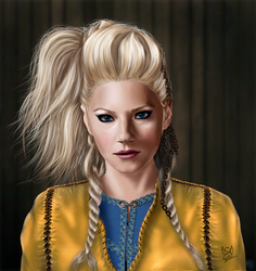 Vikings - Lathgertha