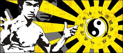 Bruce Lee by Ero-Chrono
