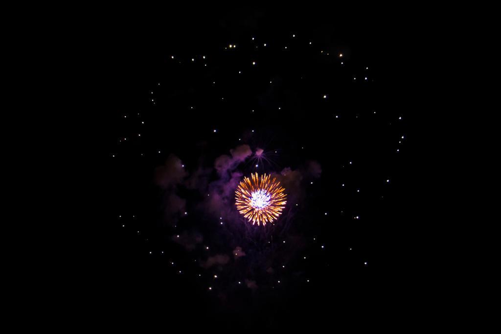 Firework Duesseldorf by Diinax3
