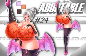 [OPEN] Adoptable #24 by foptau