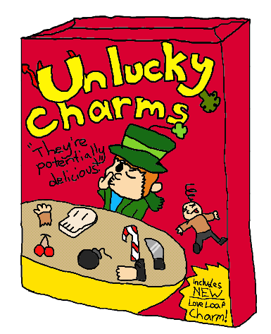 unlucky charms by regularbrony54 on deviantart