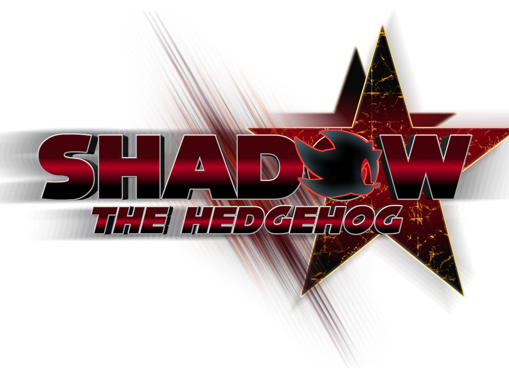 shadow the hedgehog logo by speedflash22 on deviantart