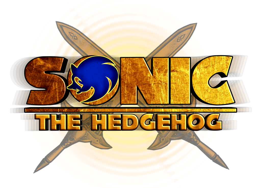sonic logo sonic the black knight by speedflash22 on