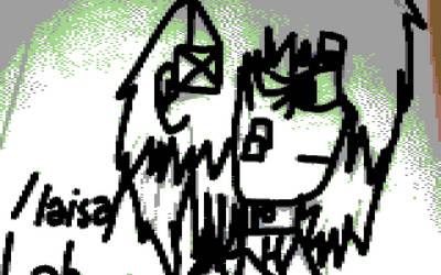 Lahyza Sketch. by KAVC-Mod