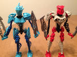 real or fake bionicle part 1