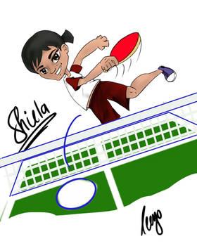 Chibi Shiela