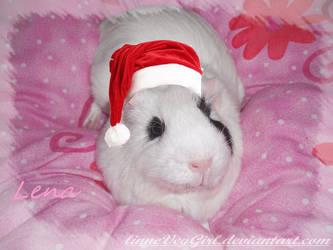 Lena say Merry Christmas by fil1969 by linneVegGirl