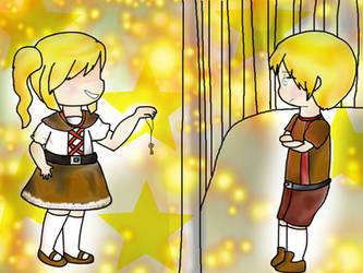 Hansel and Gretel by SnowyFuyuko-Chan