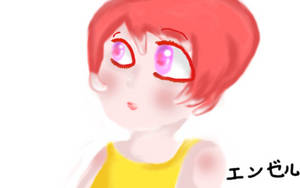 [One of my new art styles] Rachelle Dawn