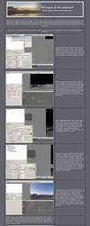 Terragen2 Basic Scene Tutorial by DVeditor