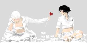 Dante loves Lady