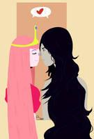 Girlfriends by gallinablu
