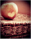 Apple in love...