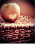 Apple in love...