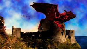 Dragon by maniatyko