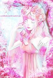 Lady Rose |Speedpaint|Art Trade| by LeffiesArt