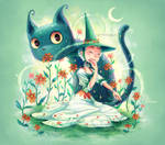 Cat Spell - DTIYS
