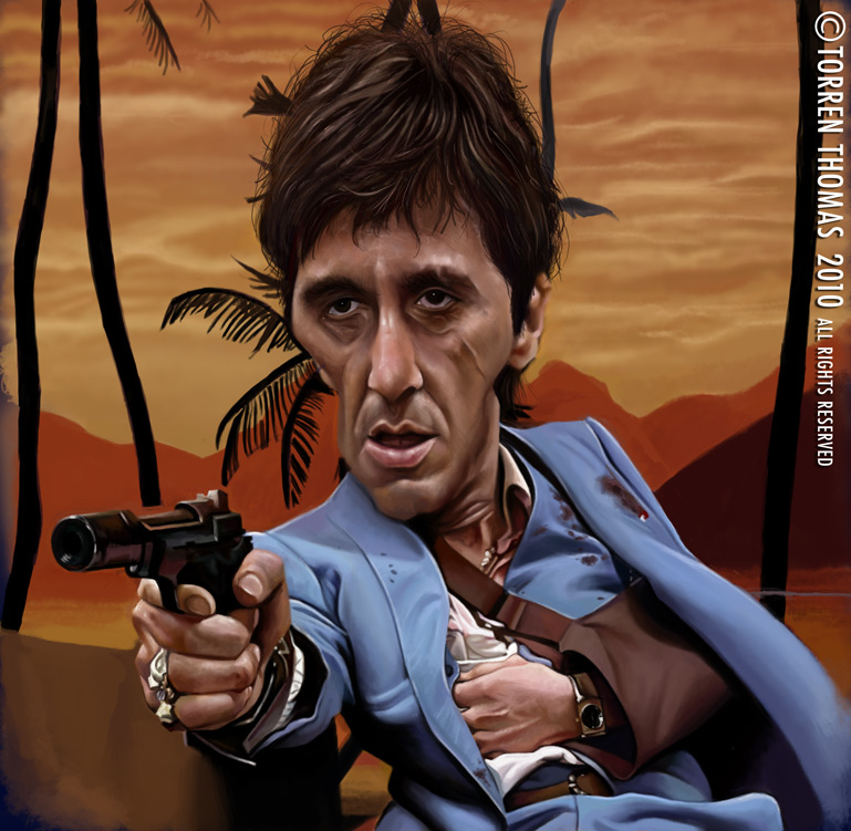 Scarface by Bigboithomas84