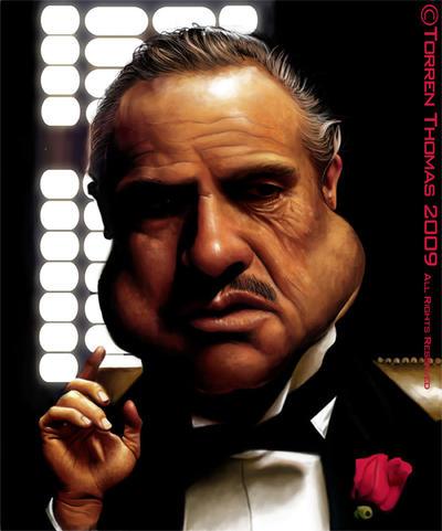 Godfather by Bigboithomas84