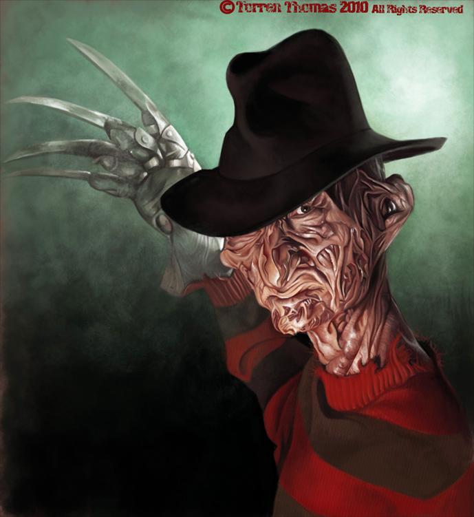 Freddy Kruger by Bigboithomas84