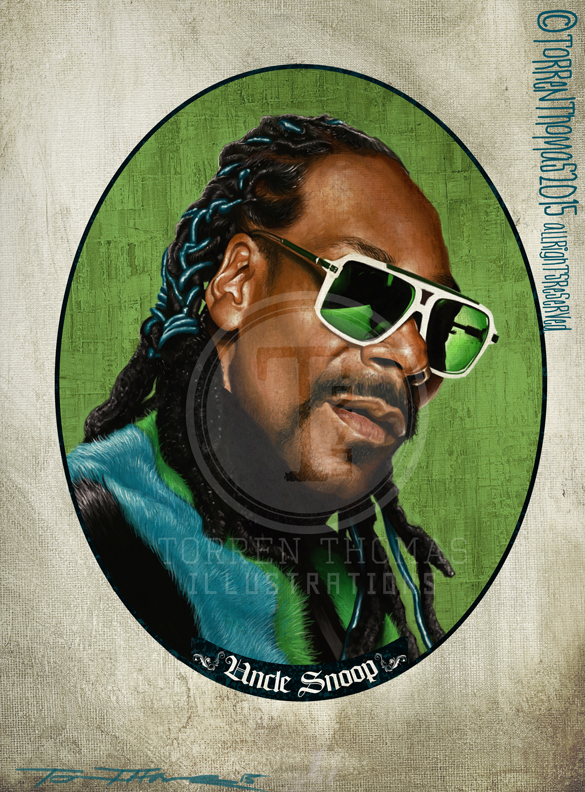 Uncle Snoop by Bigboithomas84