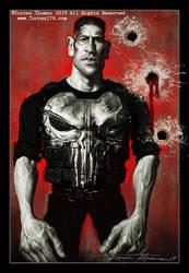 The Punisher by Bigboithomas84