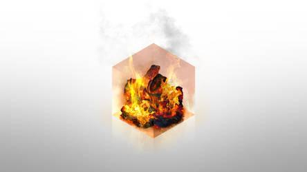 Firecube - a design concept