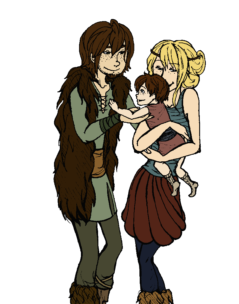are hiccup and astrid dating in how to train your dragon 2