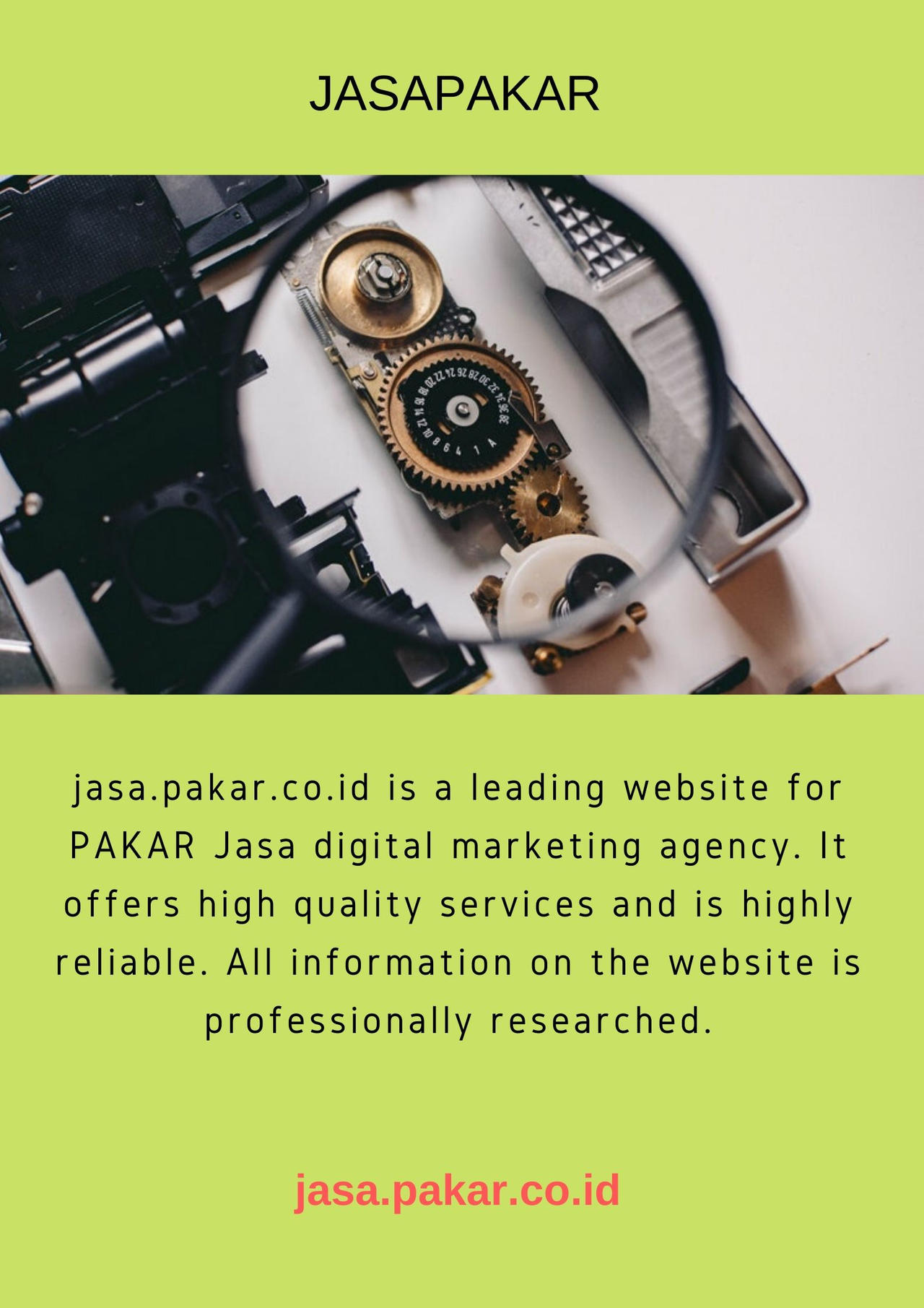 PAKAR Jasa Digital Marketing Agency by garymacoy52 on DeviantArt