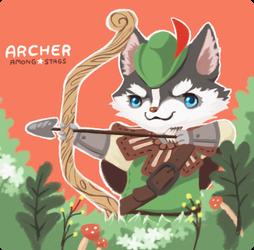 Archer by Ariyx
