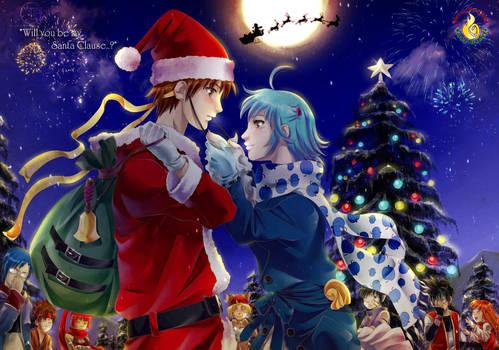 H.O.W contest: my santa clause by kawacy