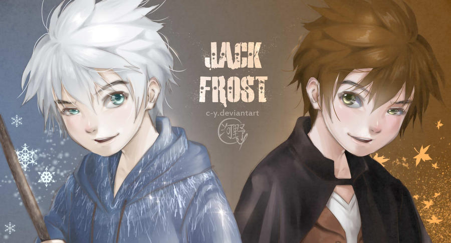 Jack Frost by kawacy