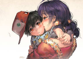 Red, please come home by kawacy