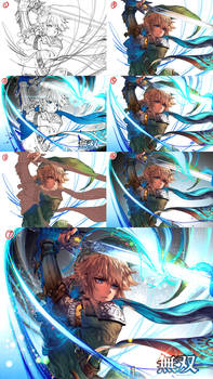 Hyrule warriors step by step