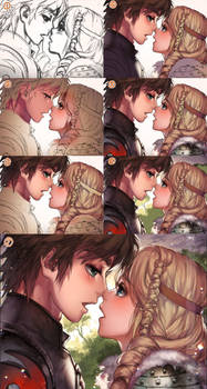 HTTYD2 step by step