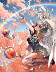 Dream of Clouds by kawacy