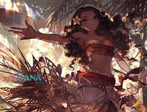Aloha to Moana