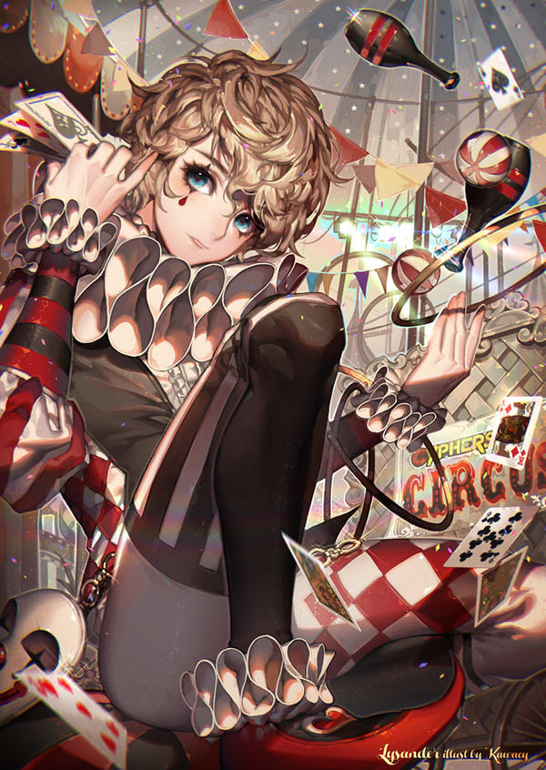 Come One Come All by kawacy